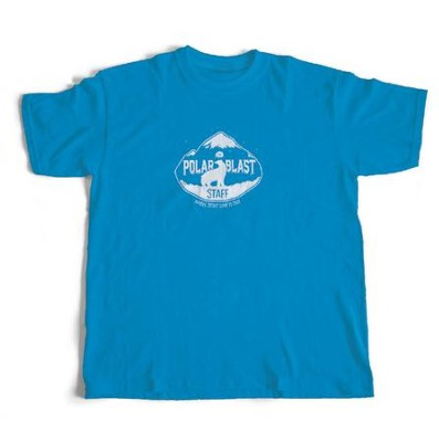 Polar Blast: Staff T-Shirt, 3X-Large (54-56)  -