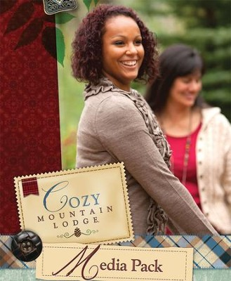 Cozy Mountain Lodge Media Pack  -