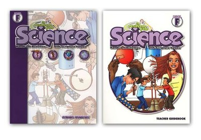 A Reason For Science, Level F: Teacher Guide & Student Worktext Set  -