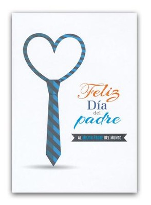 Feliz dia del Padre (Happy Father's Day Card)  -