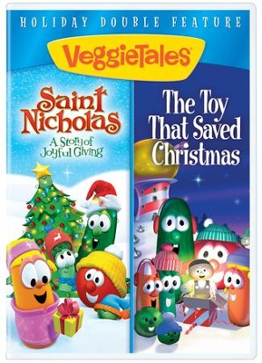 Saint Nicholas/Toy That Saved Christmas Double Feature   -