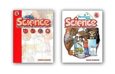 A Reason For Science, Level G: Teacher Guide & Student Worktext Set  -