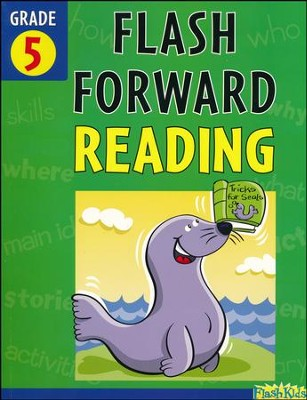 Flash Forward Reading: Grade 5  -     By: Flash Kids Ed.s