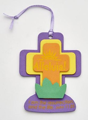 Build Your Own Hanging Cross Kit  -
