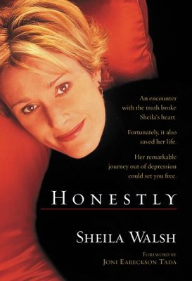 Honestly - eBook  -     By: Sheila Walsh