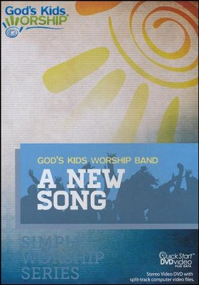 Simple Worship Series: A New Song   -     By: God's Kids Worship