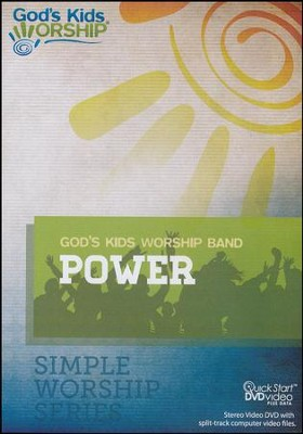 Simple Worship Series: Power   -     By: God's Kids Worship