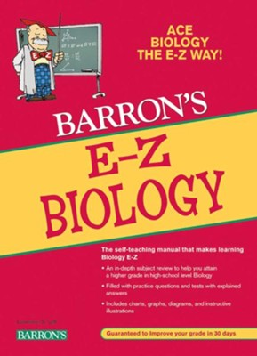 E-Z Biology 4th Edition   -     By: Gabrielle I. Edwards, Cynthia Pfirrmann M.S.