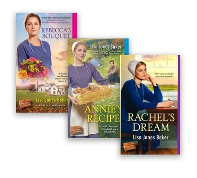 Hope Chest of Dreams Series, Volumes 1-3  -     By: Lisa Jones Baker