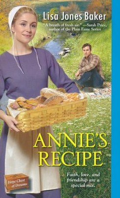 Annie's Recipe #2  -     By: Lisa Jones Baker