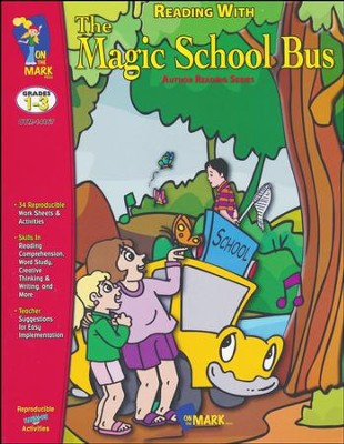 Reading with the Magic School Bus Grades 1-3  -