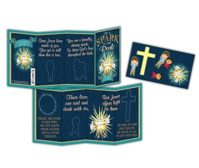 Be a Spark in the Dark, Activity Booklet  -