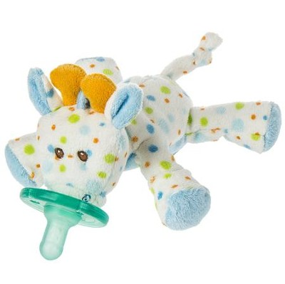 Wubbanub, Little Stretch Giraffe Pacifier  -