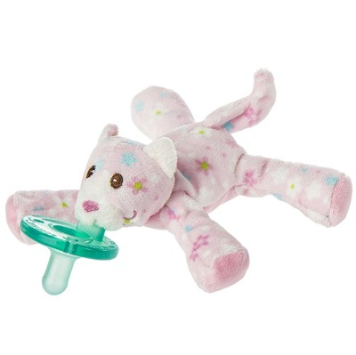 Wubbanub, Little Nuzzles Kitty Pacifier  -