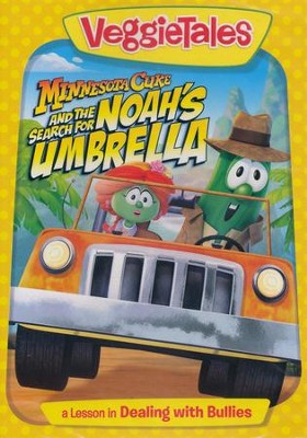 Minnesota Cuke and the Search for Noah's Umbrella, Repackaged DVD   -     By: VeggieTales