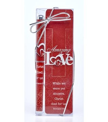Amazing Love Pen & Bookmark  -