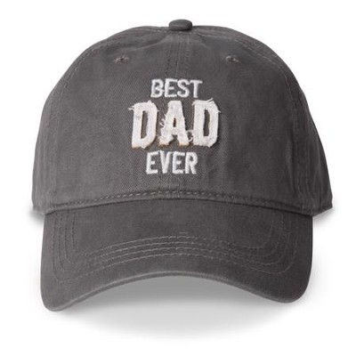 Best Dad Ever Cap  -
