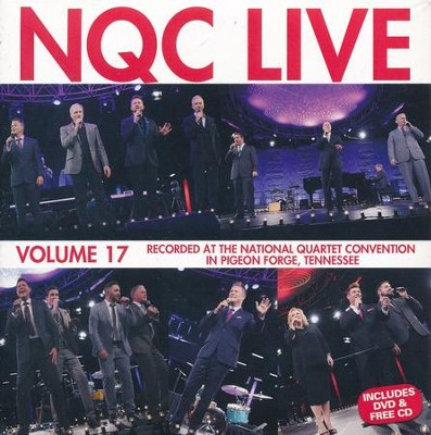 NQC Live, Volume 17 CD/DVD   -     By: Various Artists