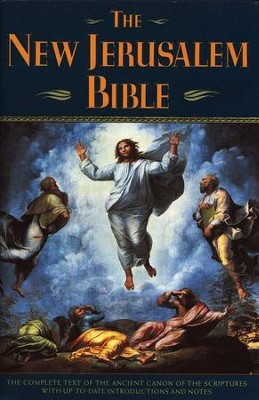 The New Jerusalem Bible, Hardcover  -     By: Henry Wansbrough