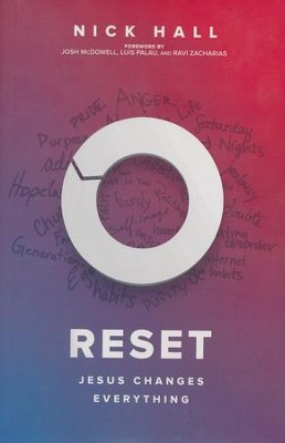 Reset: Jesus Changes Everything   -     By: Nick Hall