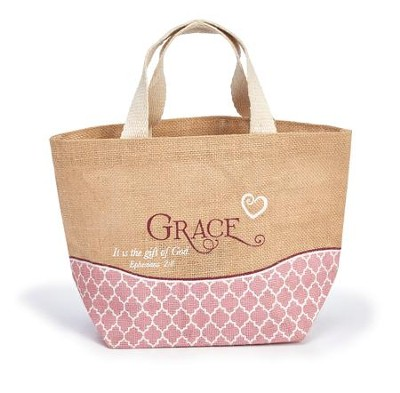 Grace, It Is the Gift From God Tote Bag  -