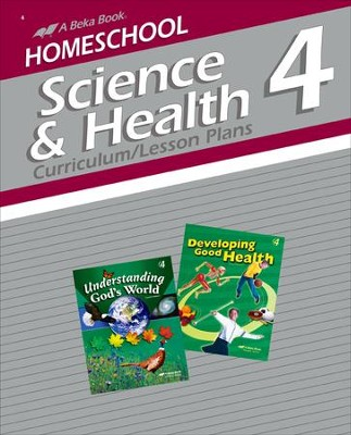 Abeka Homeschool Science & Health 4 Curriculum/Lesson Plans   -