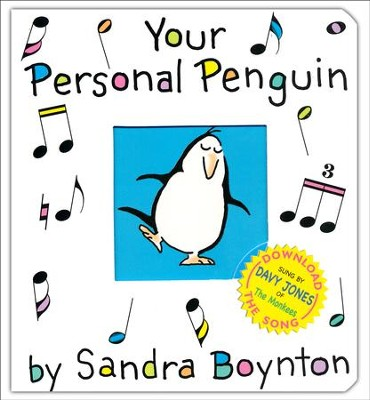 Your Personal Penguin Board Book   -     By: Sandra Boynton