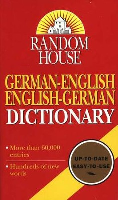 Random House German-English English-German Dictionary   -     By: Anne Dahl