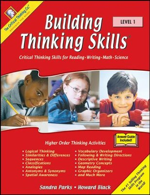 Building Thinking Skills Level 1   -