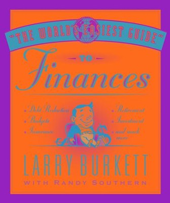 The World's Easiest Guide to Finances - eBook  -     By: Larry Burkett