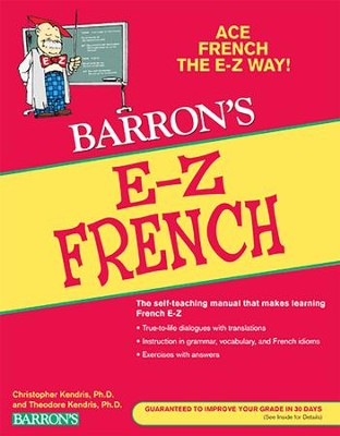 Barron's E-Z French   -     By: Christopher Kendris, Theodore Kendris