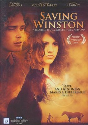Saving Winston, DVD   -
