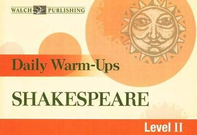 Daily Warm-Ups: Shakespeare   -