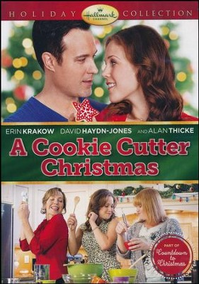 A Cookie Cutter Christmas, DVD   -     By: Hallmark