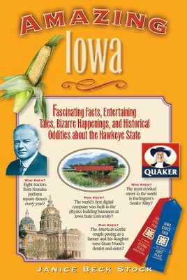 Amazing Iowa - eBook  -     By: Janice Beck Stock