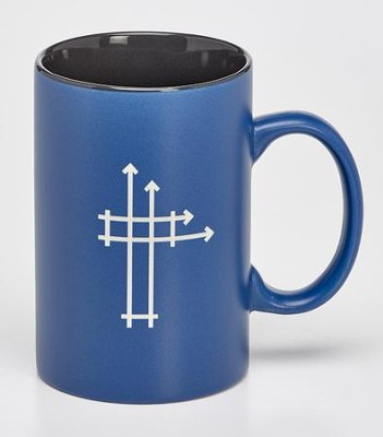 Blueprints For Life Mug, KJV  -