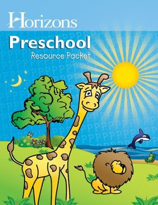 Horizons Preschool Resource Packet  -