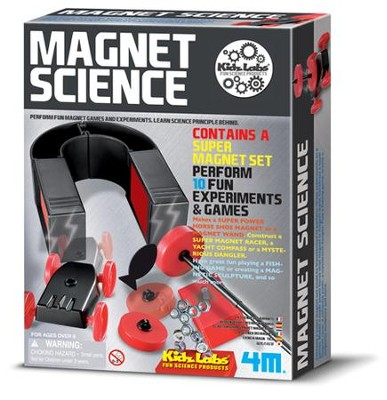 Magnet Science   -
