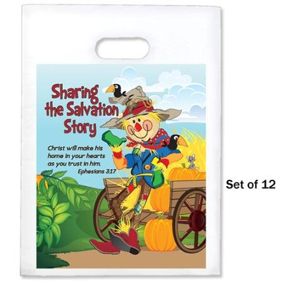 Salvation Story Goodie Bags, Pack of 12  -