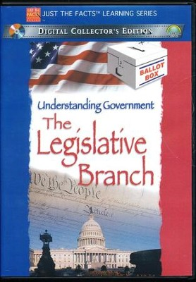 Just The Facts Learning Series: The Legislative Branch, DVD   -