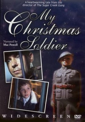 My Christmas Soldier, DVD   -