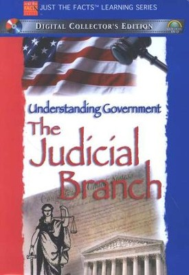 Just The Facts Learning Series: The Judicial Branch, DVD   -