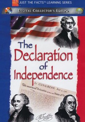 Just The Facts Learning Series: The Declaration of Independence, DVD  -