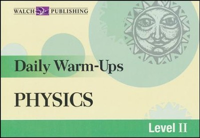 Daily Warm-Ups: Physics   -
