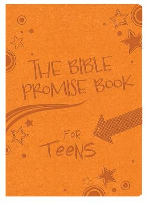 Bible Promise Book for Teens Gift Edition - eBook  -
