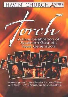 Torch: A Live Celebration of Southern Gospel's Next  Generation, DVD  -