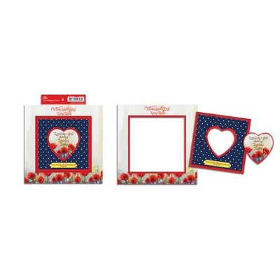 Living Loved, Magnet Frames, Set of 3  -