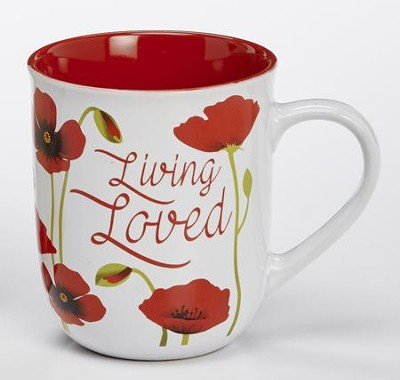 Living Loved Mug  -