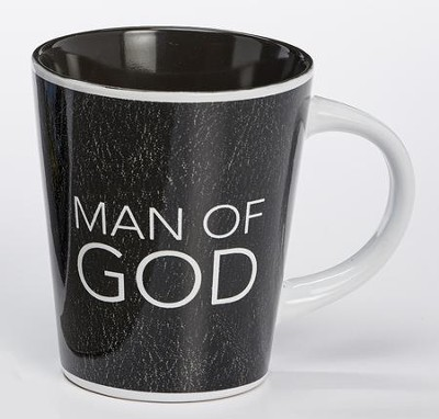 Man of God Mug  -
