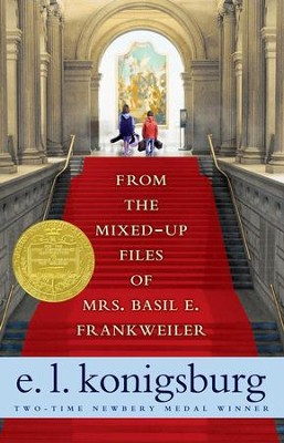 From the Mixed-Up Files of Mrs. Basil E. Frankweiler - eBook  -     By: E.L. Konigsburg     Illustrated By: E.L. Konigsburg
